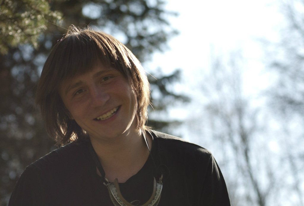 Автор блога (Евгений Петрушенко) в 2012 году